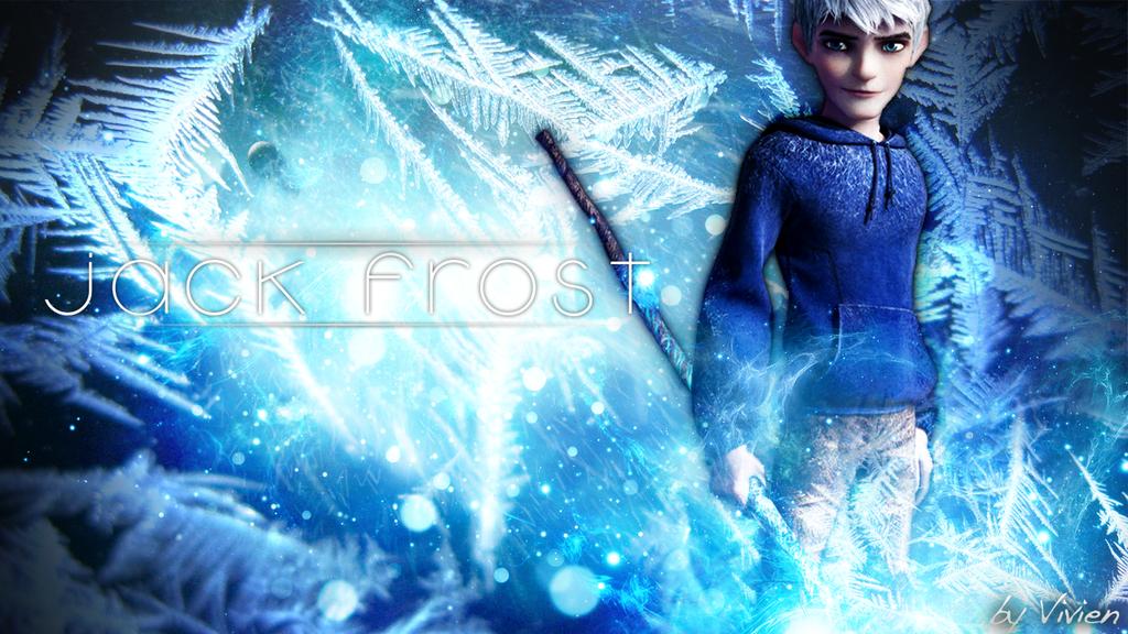 Jack Frost Wallpaper by DieVentusLady 1024x576