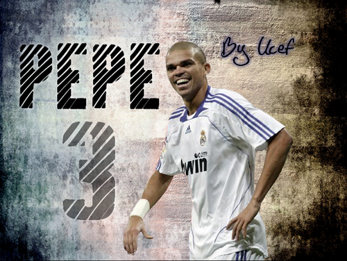 World Sports Hd Wallpapers Real Madrid Pepe Hd Wallpapers 500x376