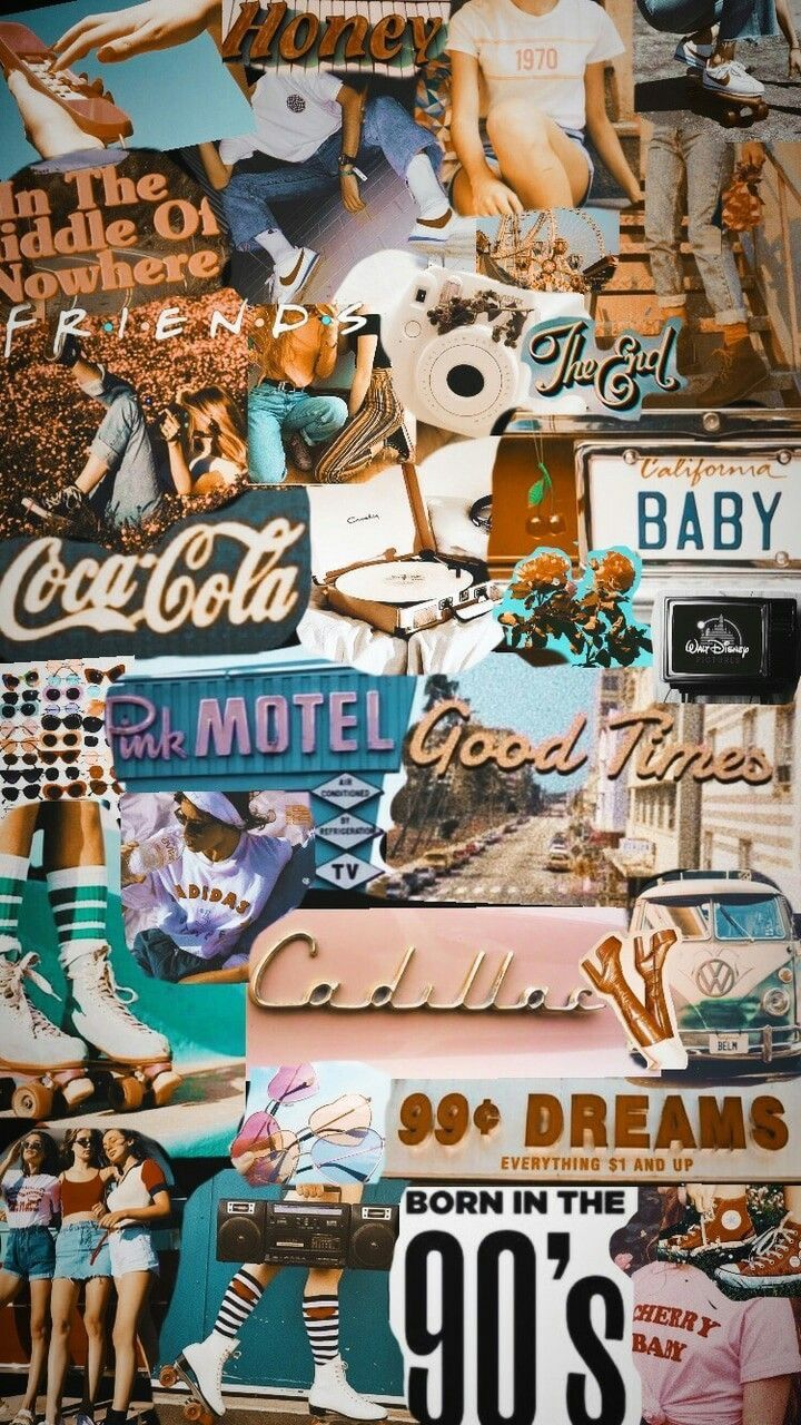 Omg loved making magazine collages back in the day Poster d 720x1280
