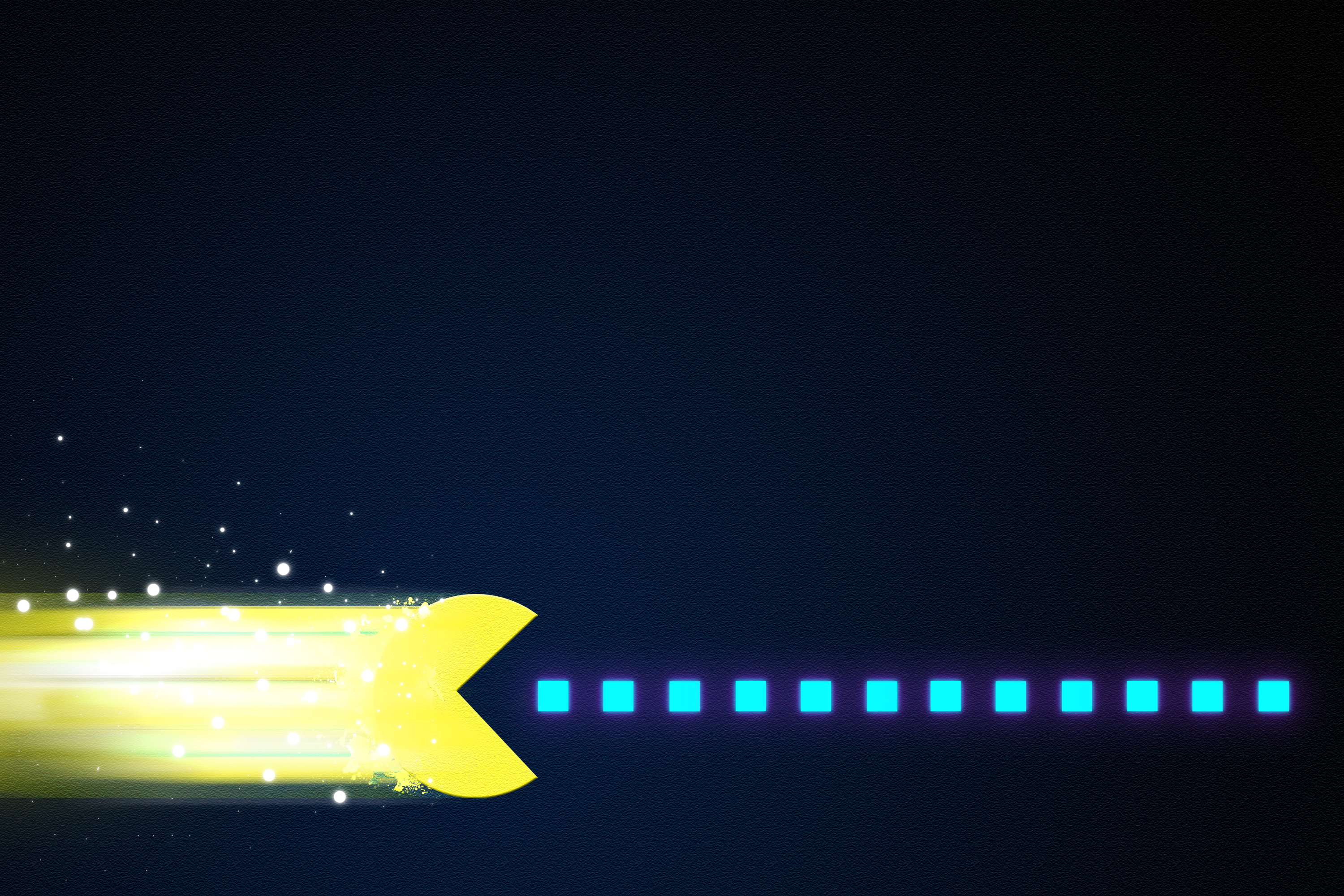 Google themes pacman - Pacman Background Blank Video Game Pac Man