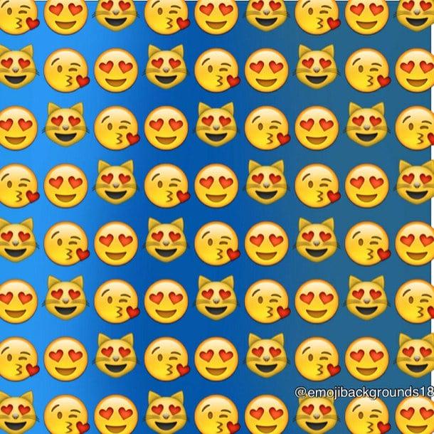 Download Hd Wallpapers Love Emoji Texts 1280 X 720 161 Kb