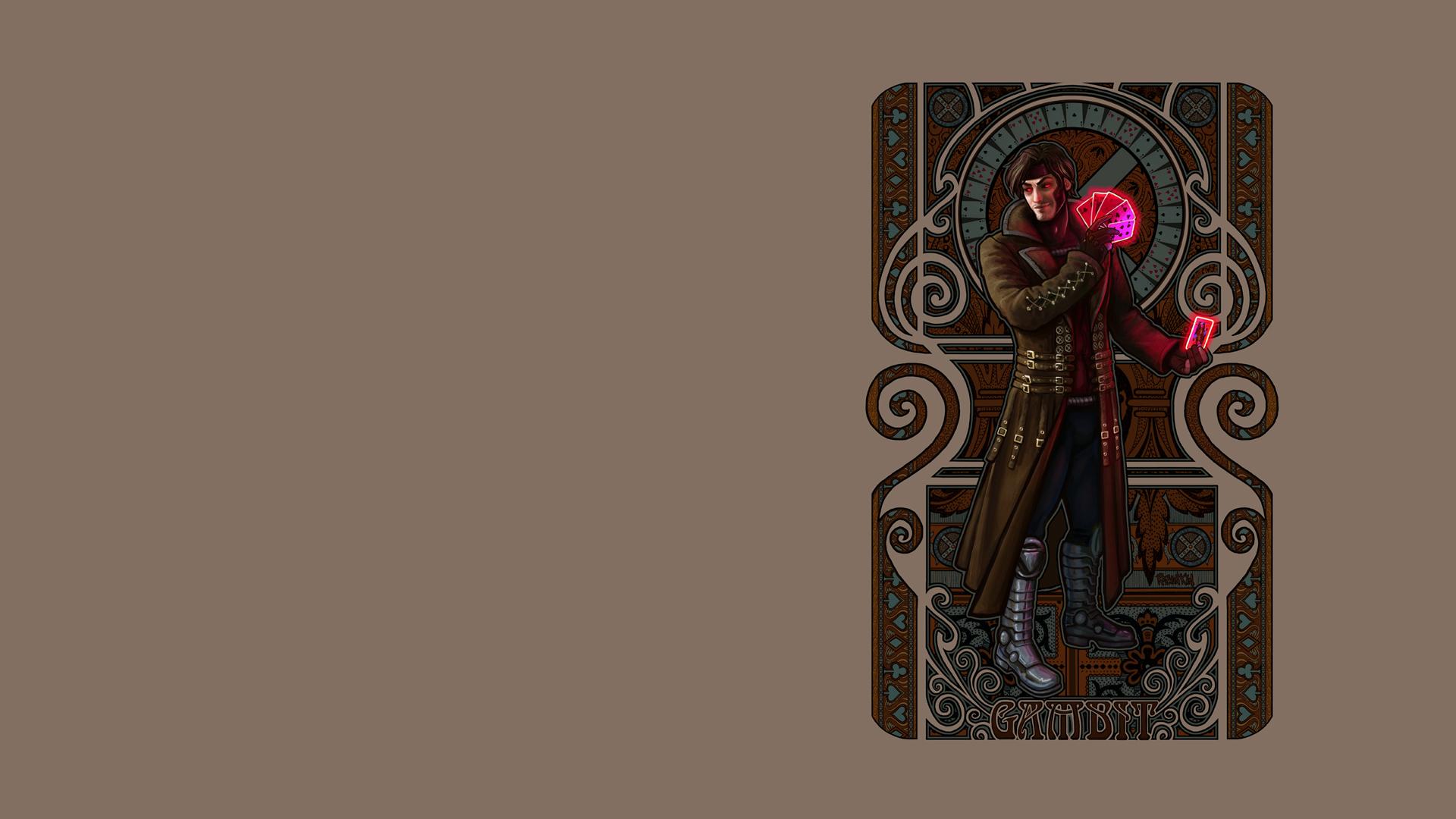 Gambit HD Wallpaper Background Image 1920x1080 ID214405 1920x1080