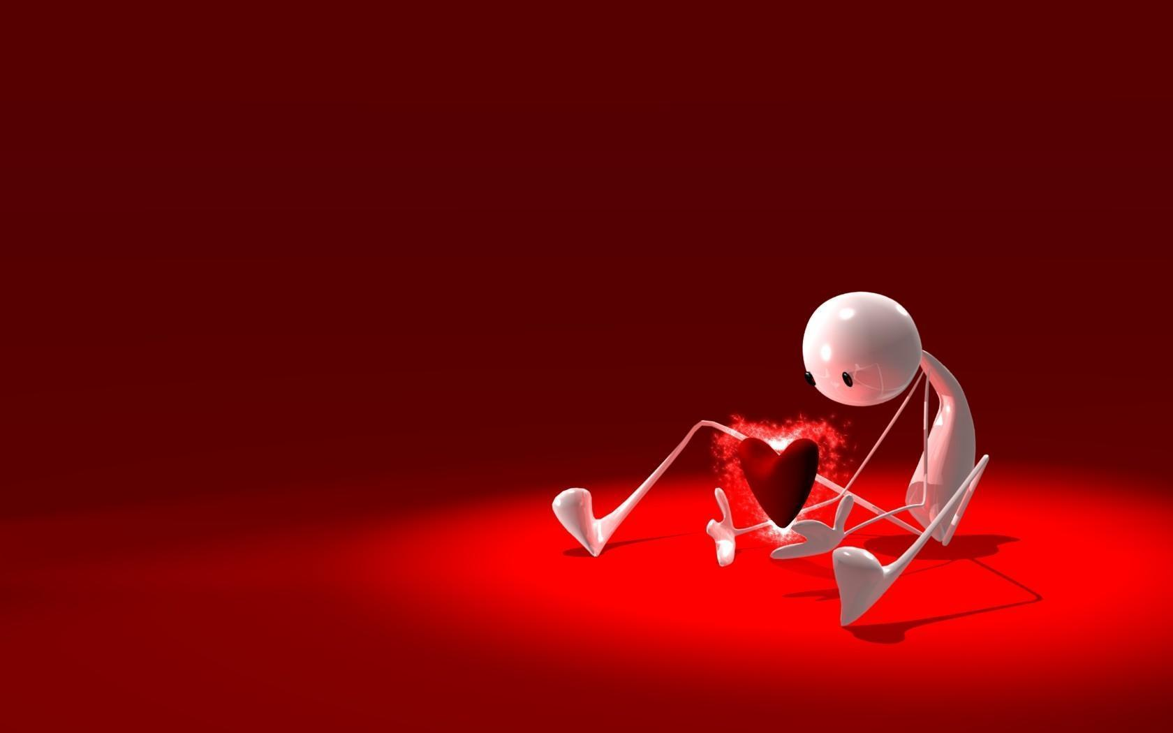 Broken Heart Wallpapers 1680x1050
