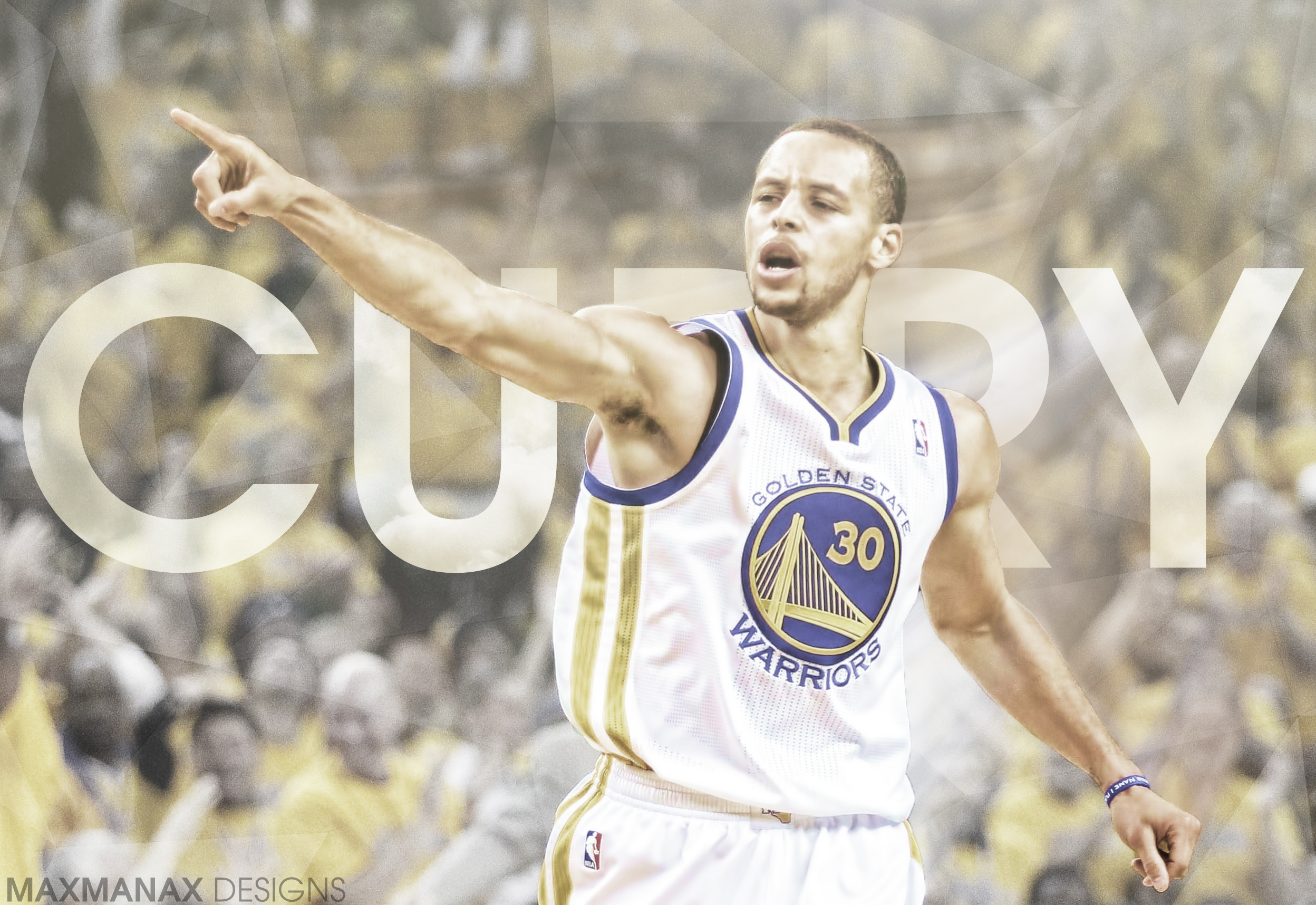 Steph Curry Wallpaper by maxmanax 2496x1716