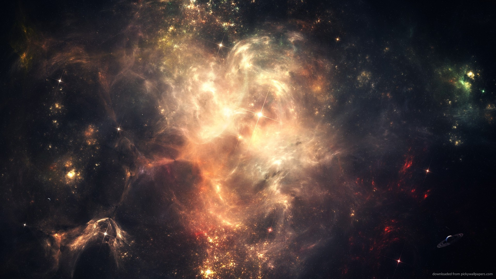 galaxy desktop wallpaper HD 1920x1080
