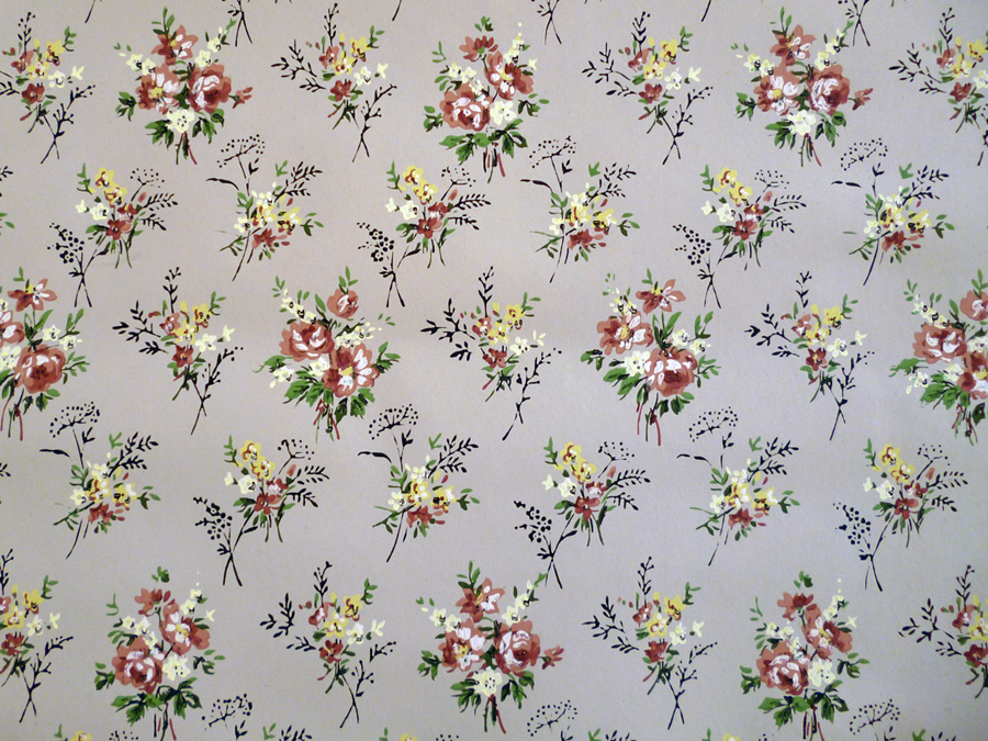 1940s Wallpaper Wallpaper arrived today 900x675