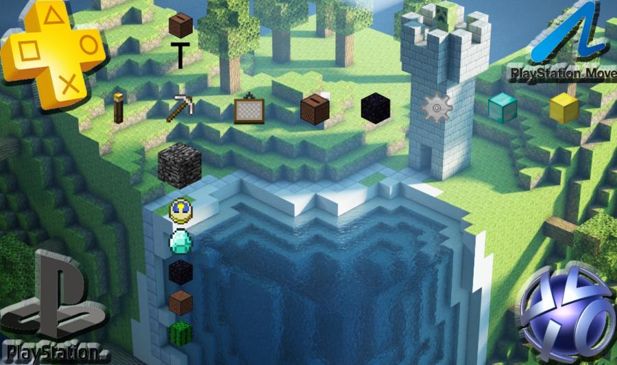 minecraft ps3 all achievements world download