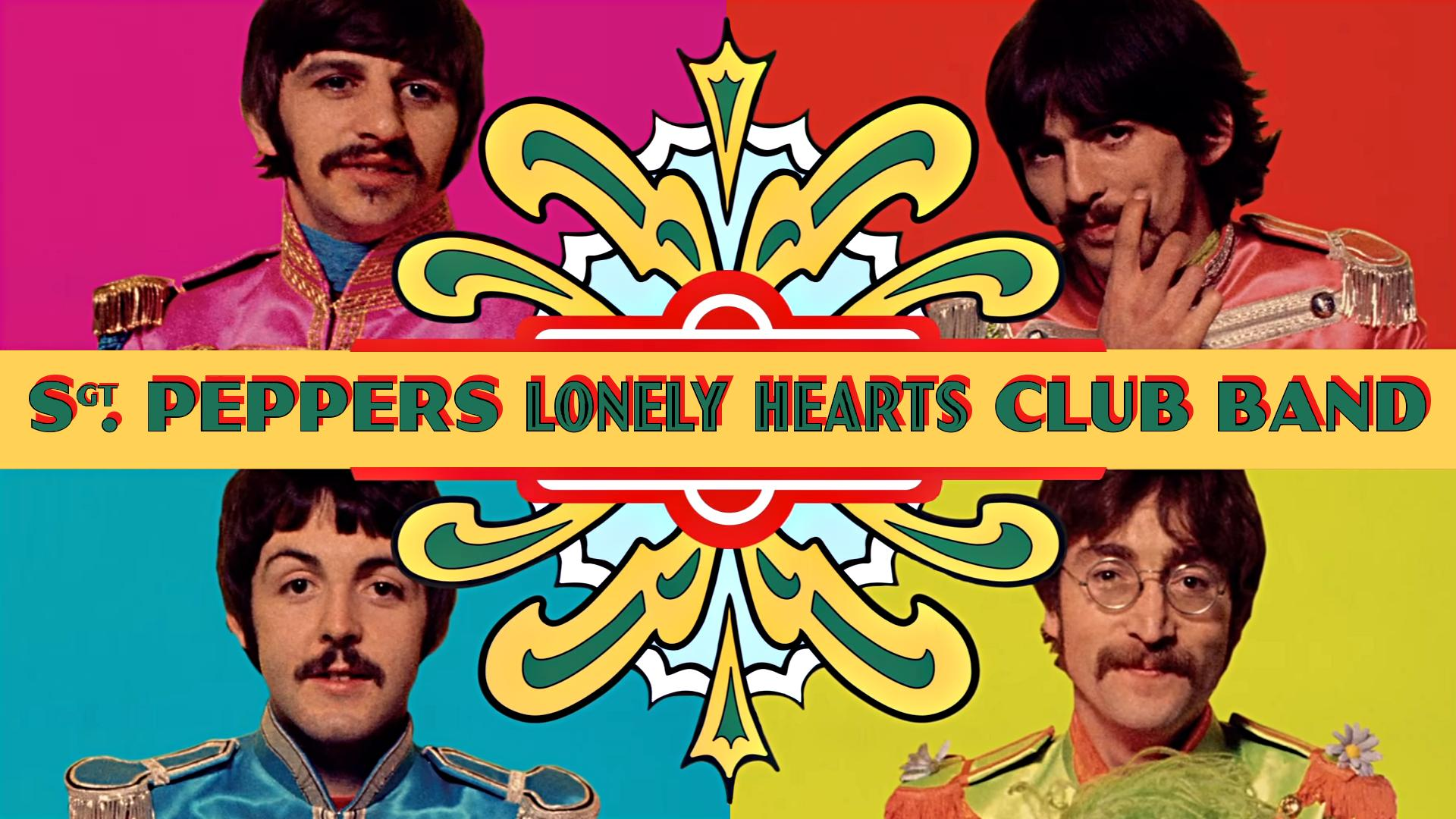 Sgt Pepper wallpaper beatles 1920x1080