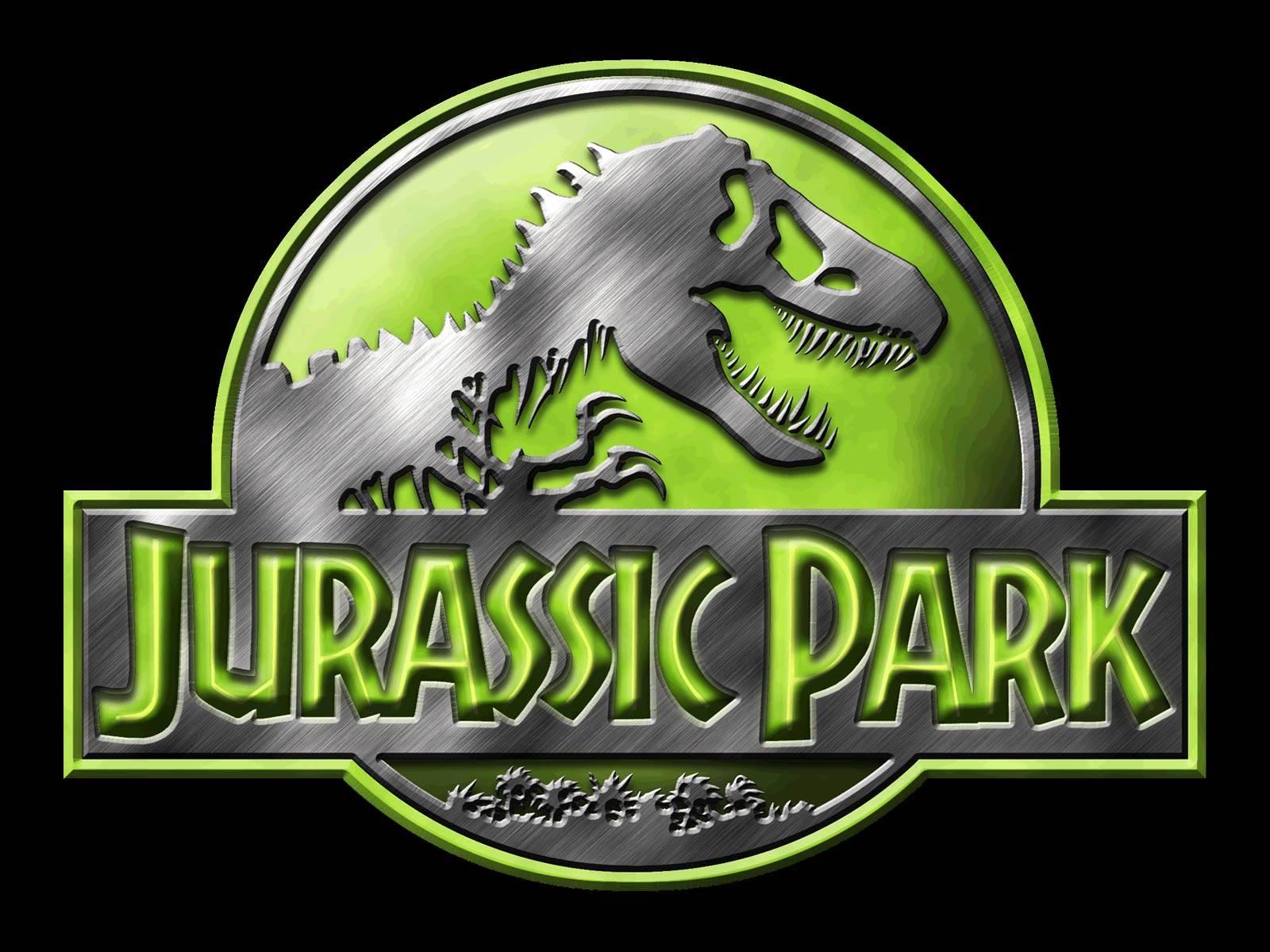 44+ Jurassic Park Logo Wallpaper on WallpaperSafari