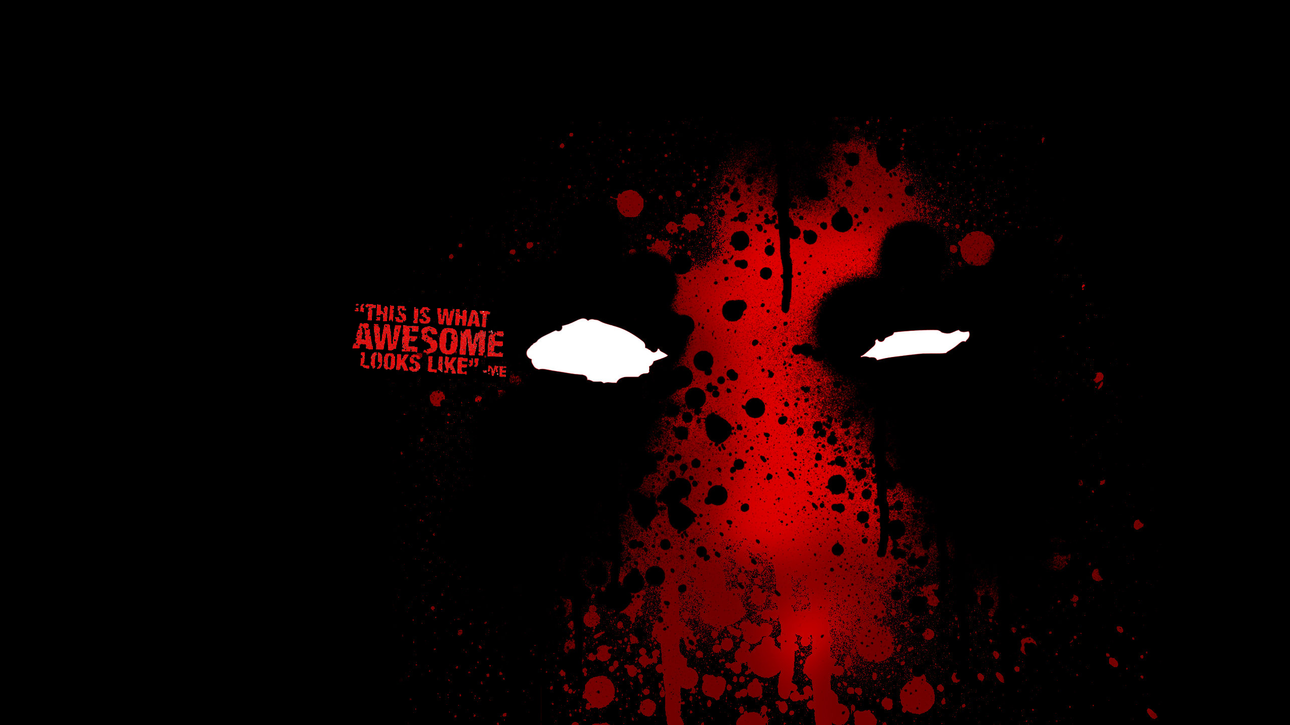 Deadpool Channel Art For Youtube By Ghostgamer37 Fan Cartoons 2560x1440
