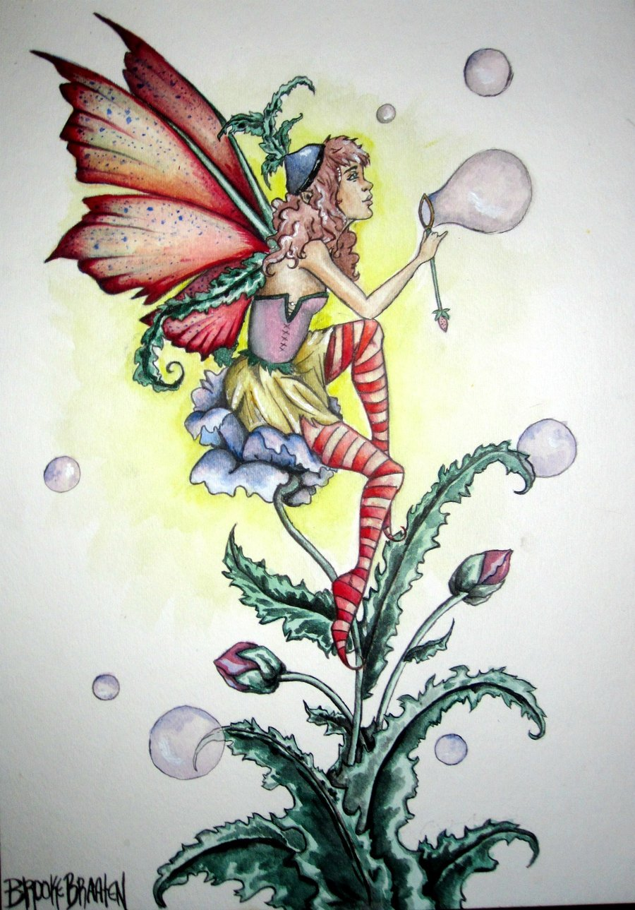 Amy Brown Fairy Wallpaper httpwwwpic2flycomAmyBrownFairy 900x1289