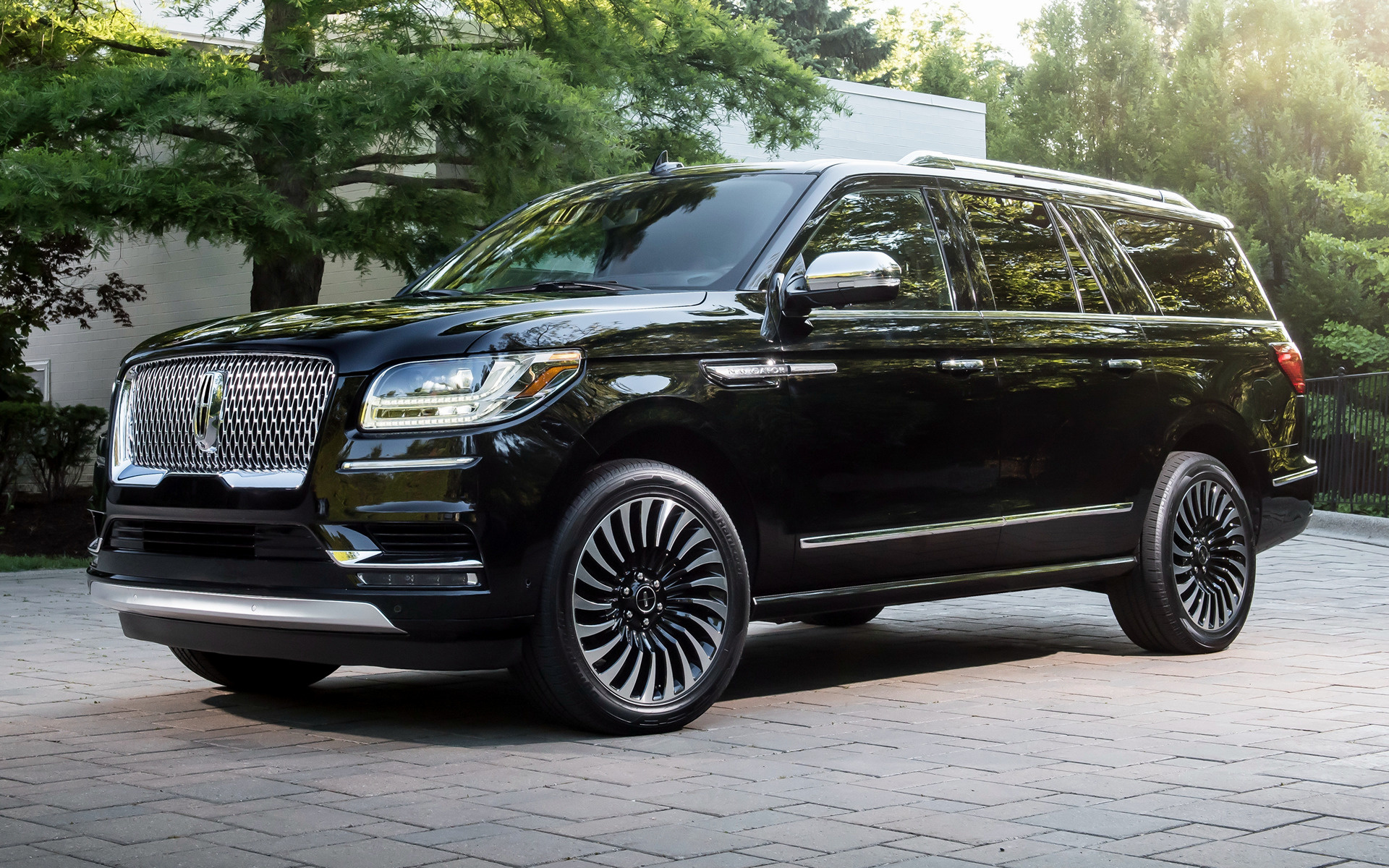 2018 Lincoln Navigator L   Wallpapers and HD Images Car Pixel 1920x1200