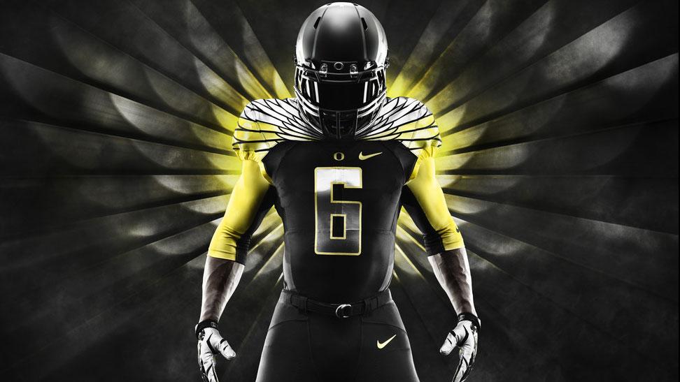 50] University of Oregon Football Wallpaper on WallpaperSafari 972x547