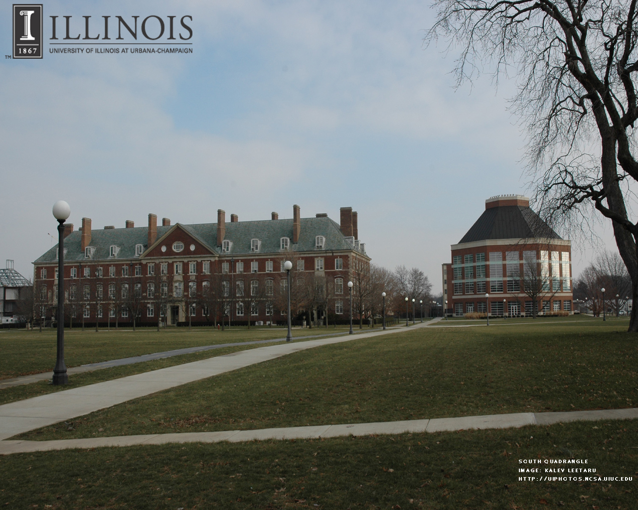 Historical Desktop Wallpapers Urbana Champaign Campus Phantasm 1280x1024