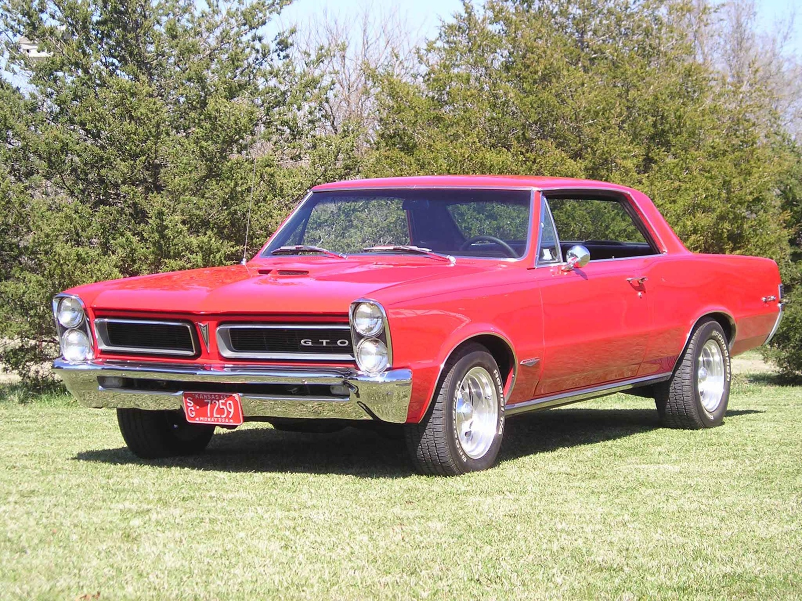1965 Pontiac GTO   Pictures   CarGurus 1600x1200