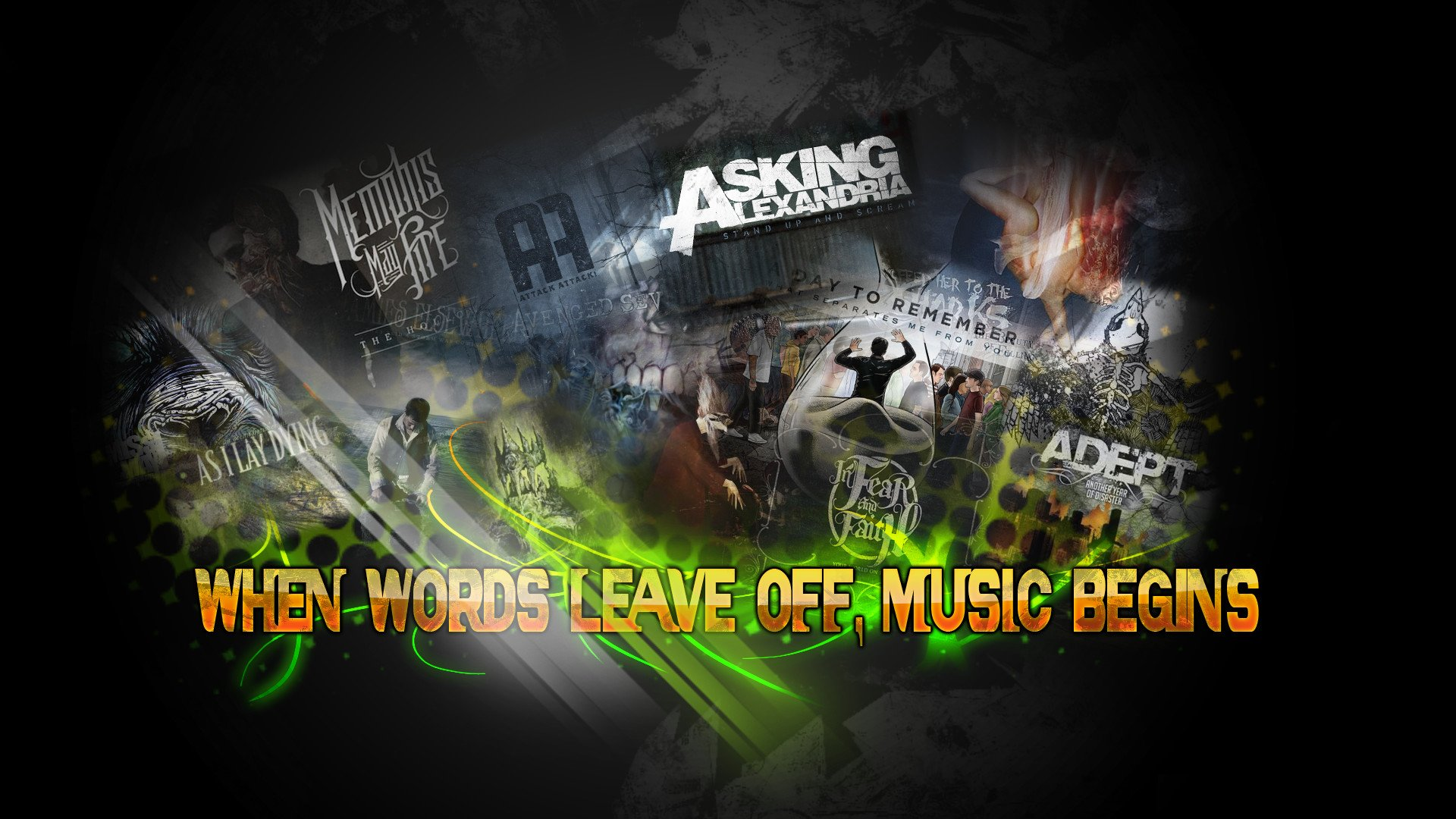 59 Emo Band Wallpapers on WallpaperPlay 1920x1080