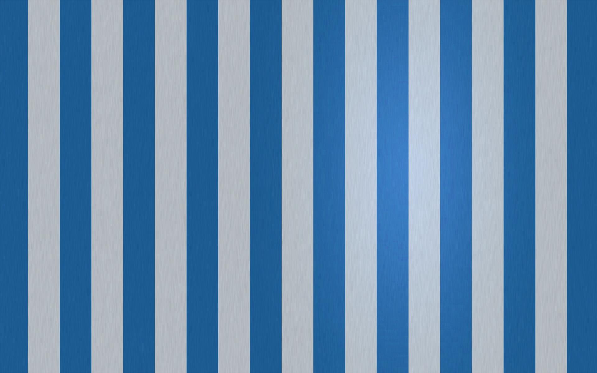 Stripe Blue Green And White: Blue Stripe Wallpaper