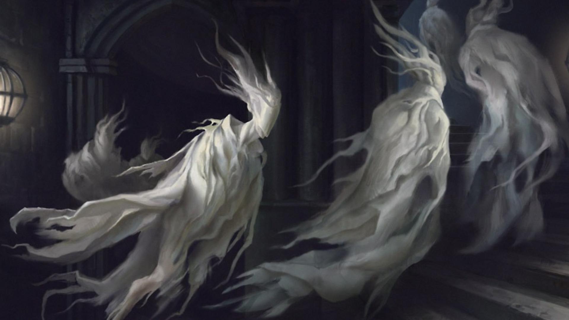 Dark   Ghost Wallpaper 1920x1080