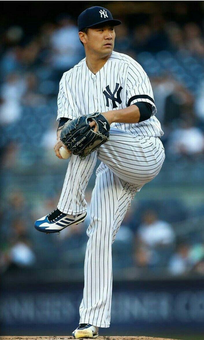 TANAKA With images New york yankees baseball 706x1175