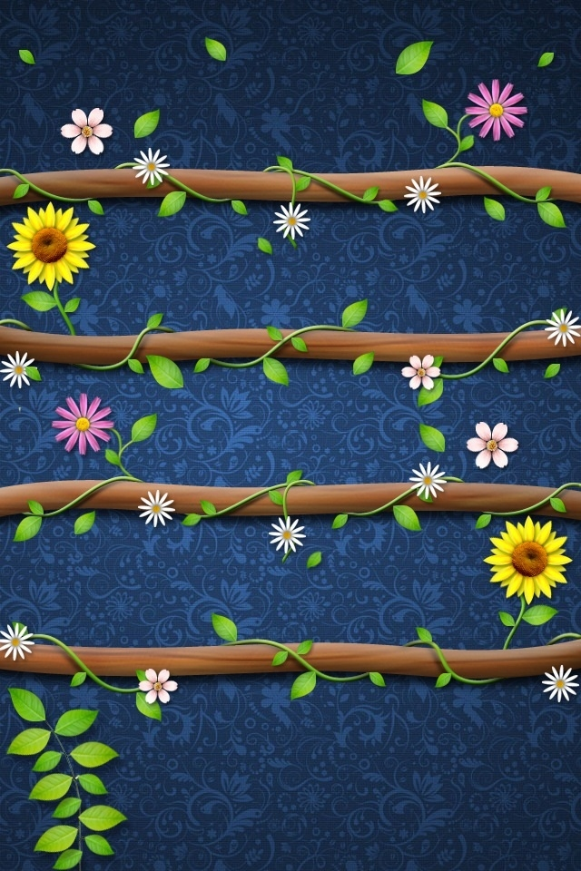 your ipod touch hd cool flowers ipod touch wallpapers backgrounds 640x960
