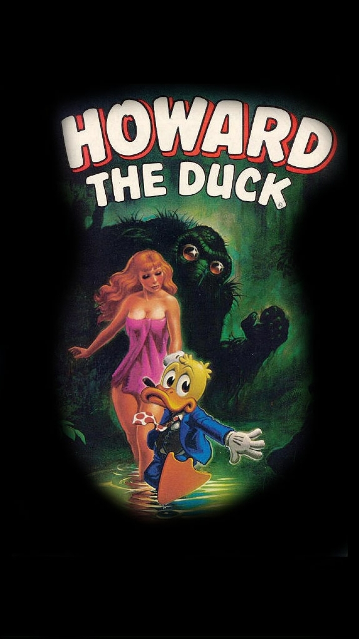 ComicsHoward The Duck 720x1280 Wallpaper ID 507930   Mobile Abyss 720x1280