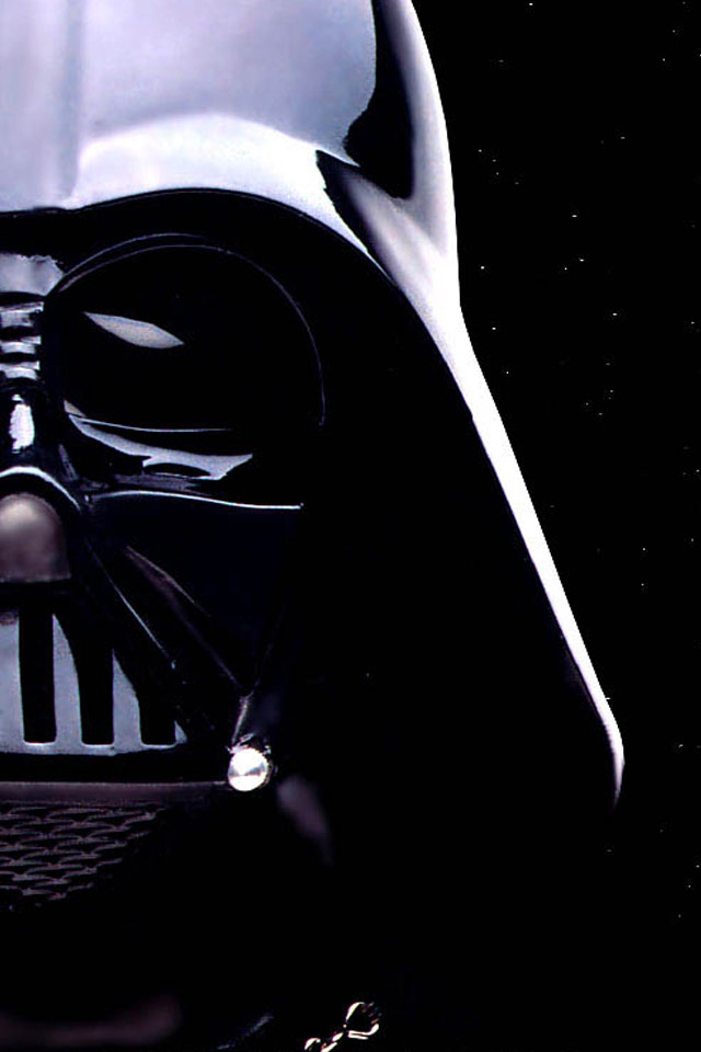 Iphone 4s Star Wars Wallpaper Darth Vader Iphone 4 Wallpaper 640x960