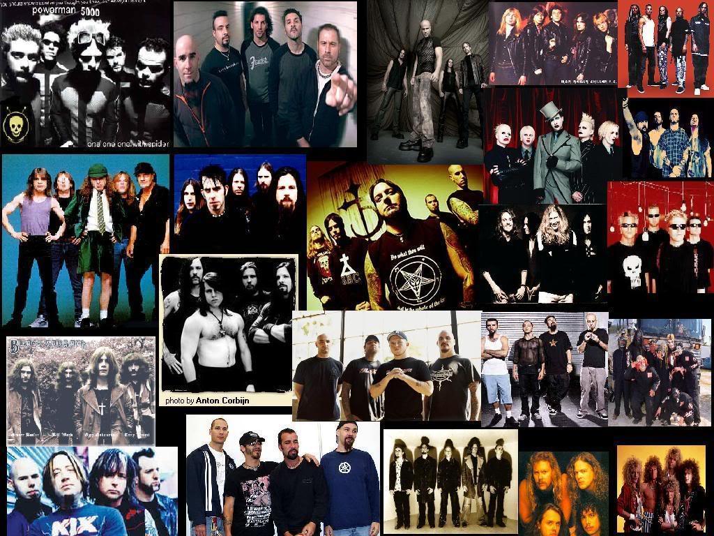 Band Wallpapers Music Artists: Band Desktop Backgrounds