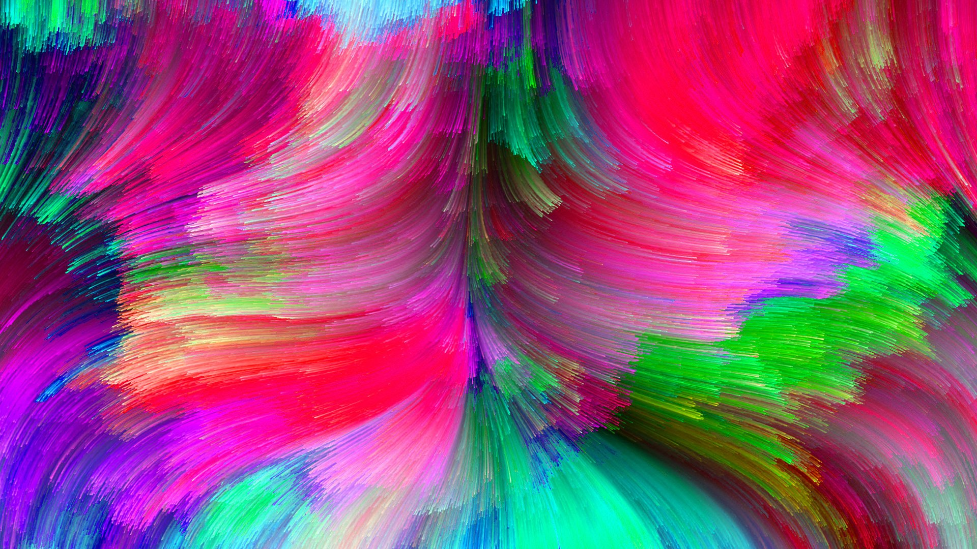 Abstract Bright Color Curves D Abstract Hd Wallpapers X