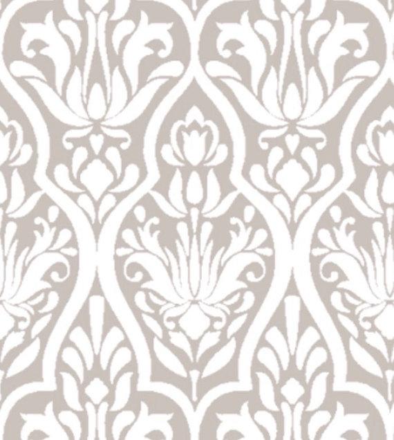 Removable Wallpaper   Charleston   Gray 570x636