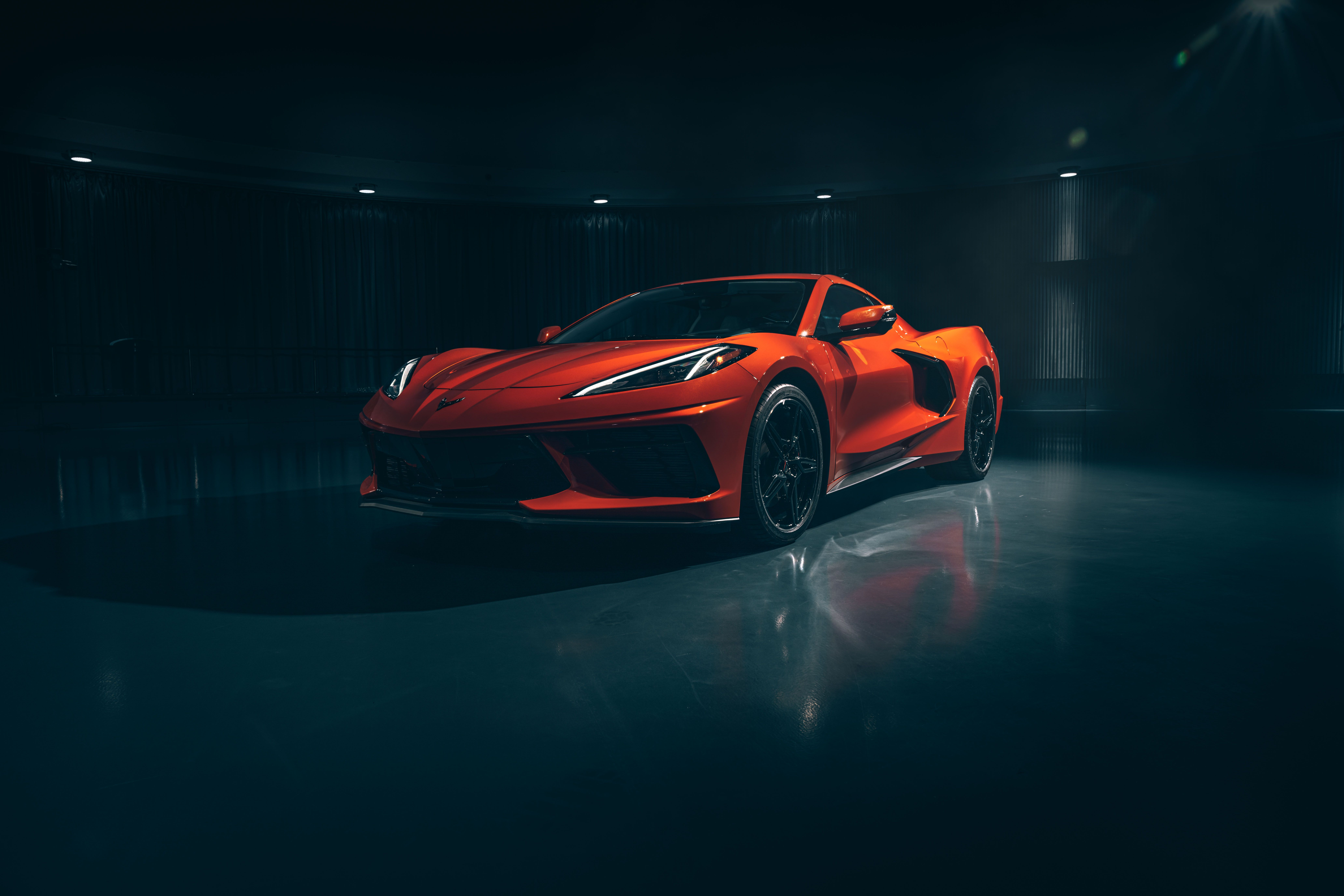 Zendha 2020 Corvette Stingray Wallpaper 8256x5504
