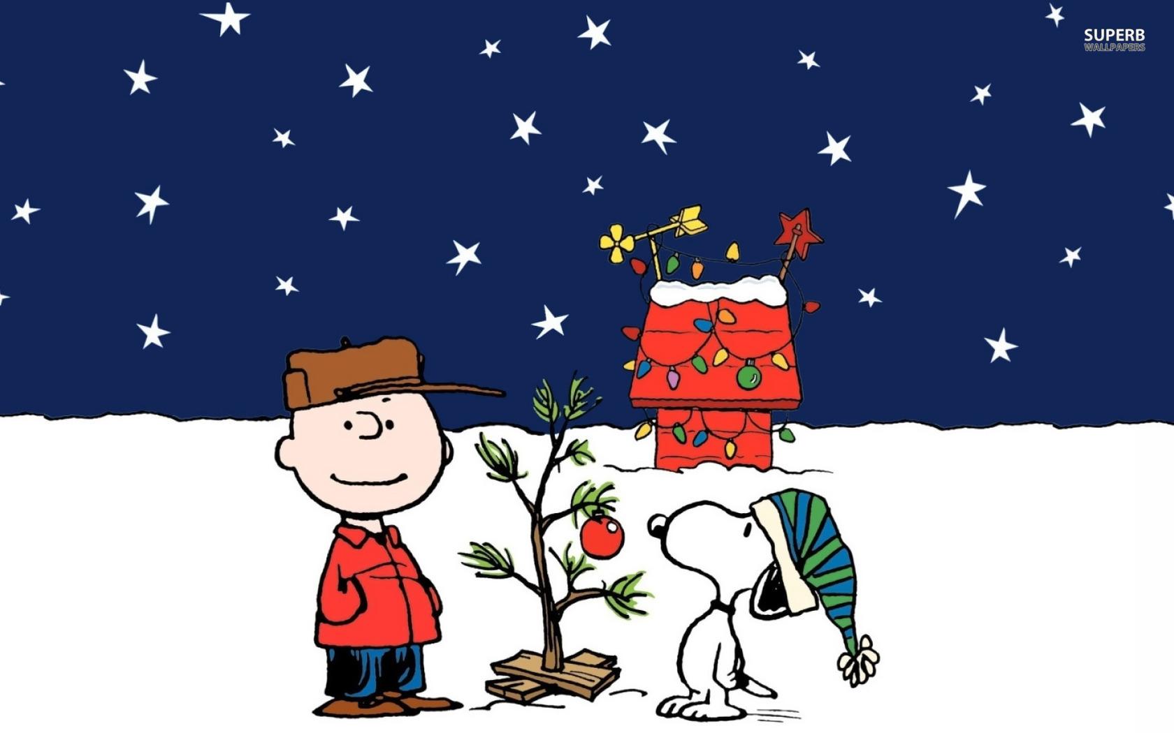 Free Charlie Brown Christmas Wallpapers - WallpaperSafari