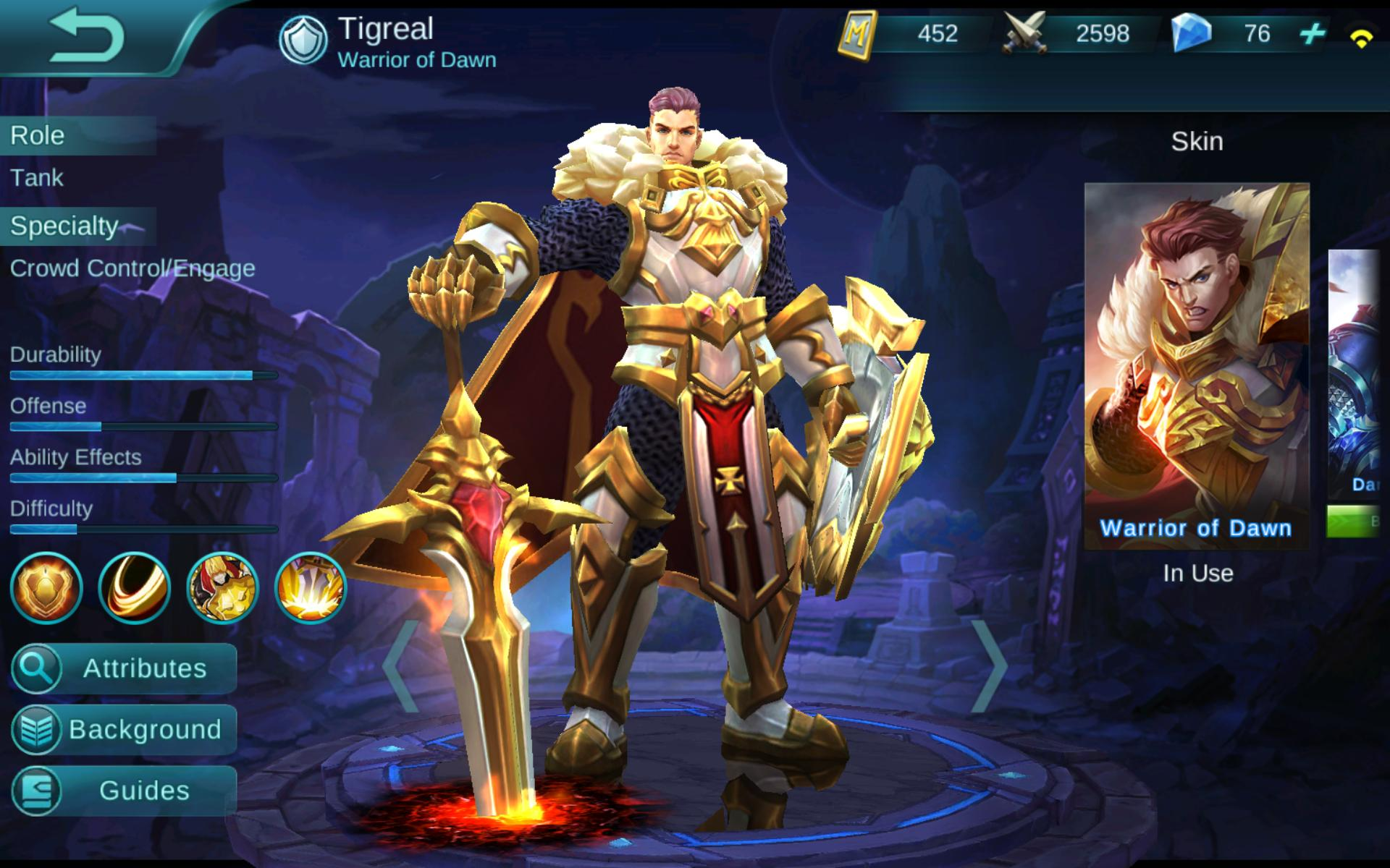 Initiating God Tigreal Guide [by Triple C] Mobile Legends Bang 1920x1200