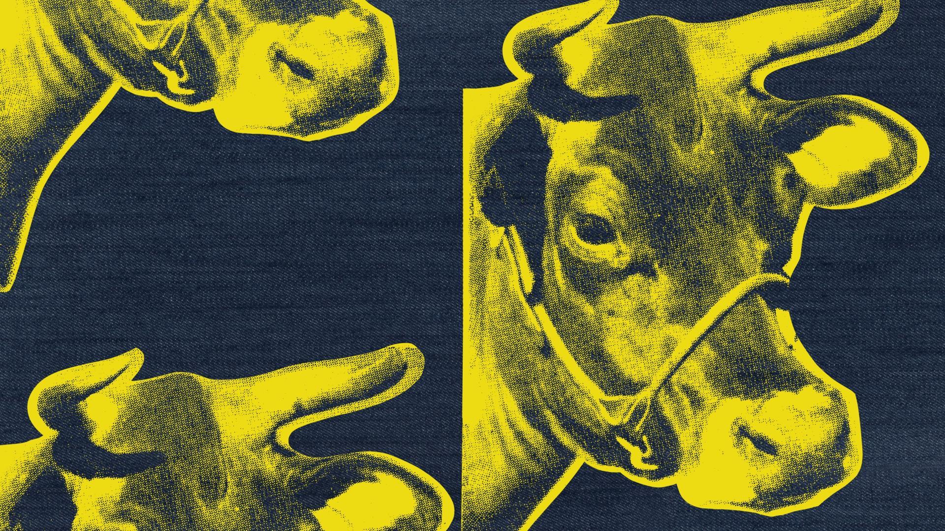 Cows andy warhol incase retina wallpaper 16020 1920x1080