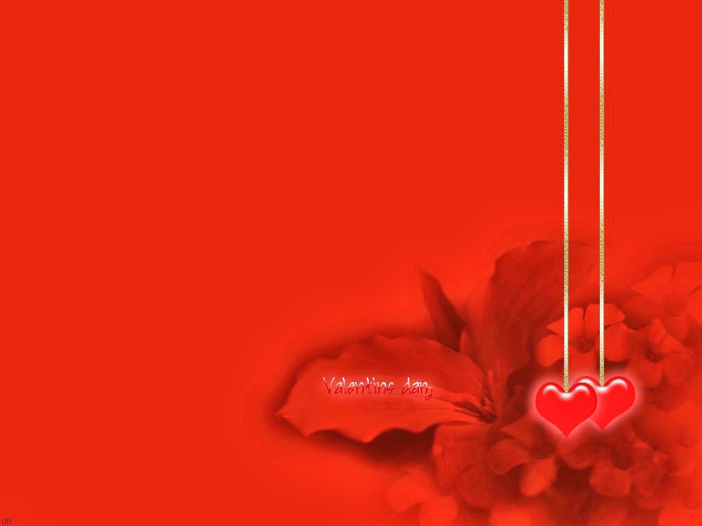 Red Valentines Day Backgrounds Fashionate Trends 1024x768