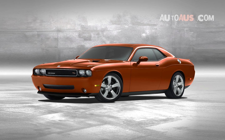 Dodge Challenger RT Wallpaper Image 1440x900