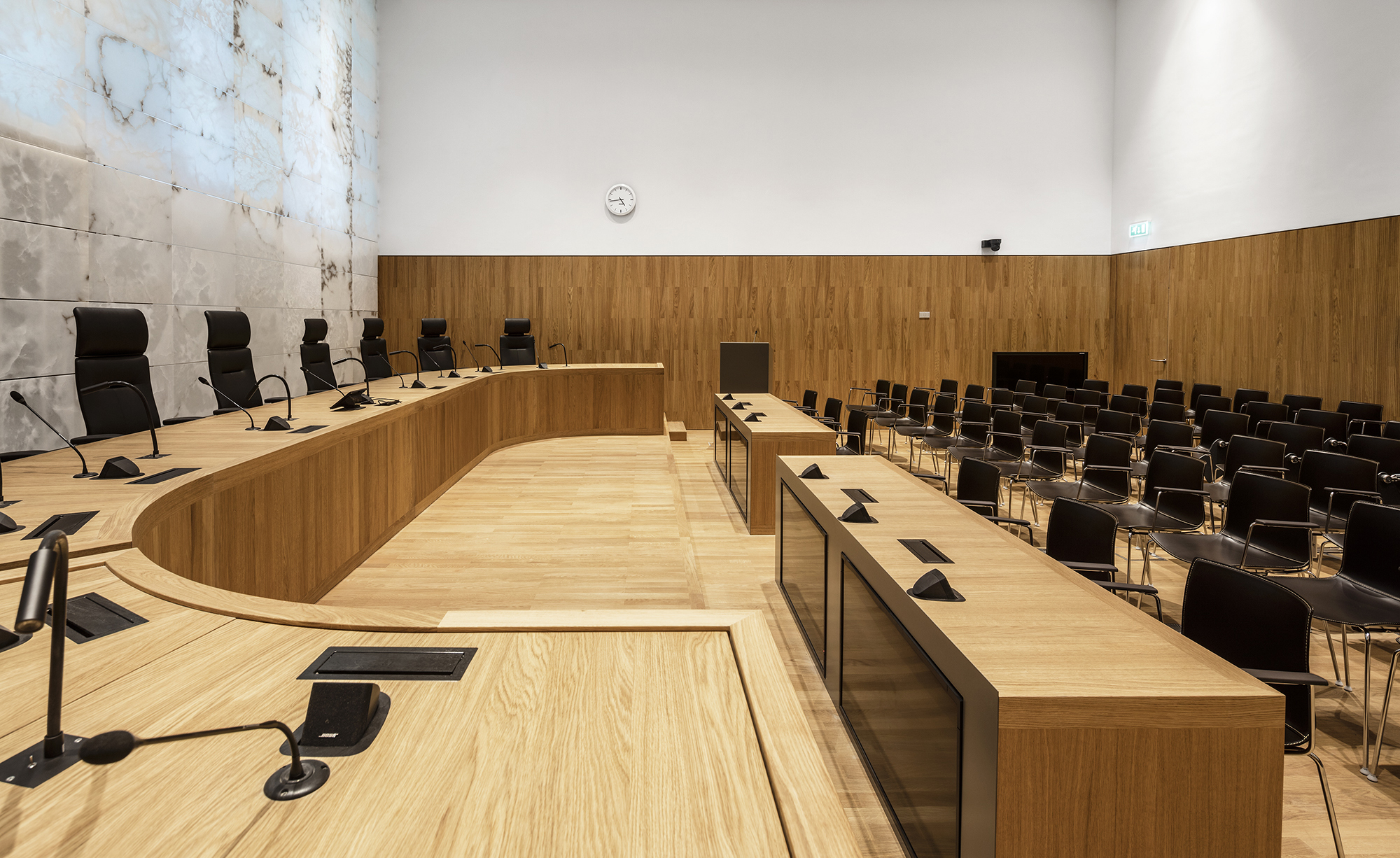KAAN architects design The Hague Supreme Court Wallpaper 2000x1226