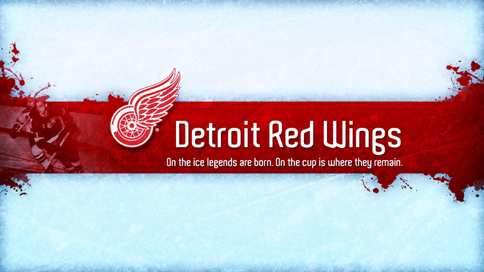 detroit red wings hockeytown desktop 1600x900 hd wallpaper 763825jpg 1600x900