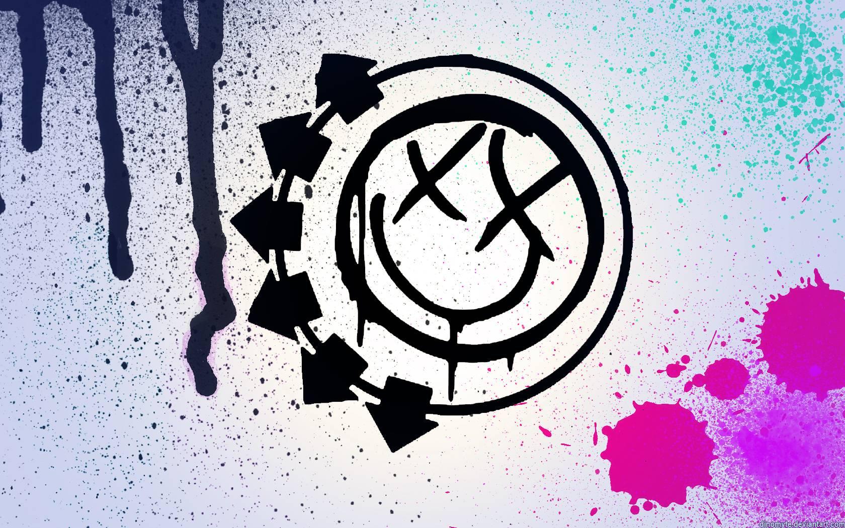 Best 47 Blink 182 Wallpaper on HipWallpaper Blink 182 Smiley 1680x1050