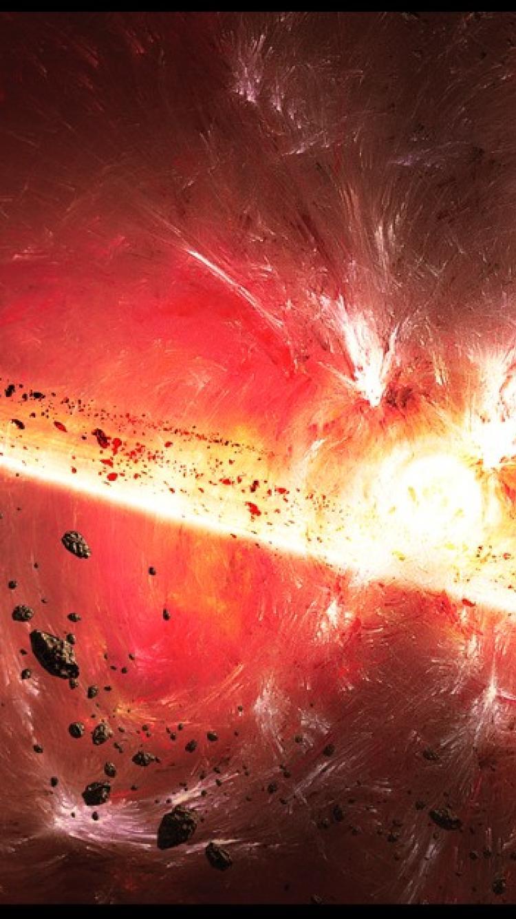 wallpaper big bang explosion