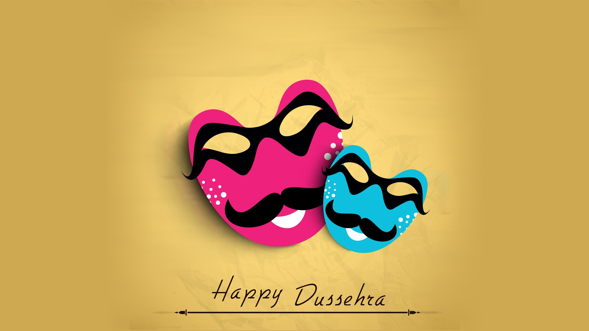 Happy Dussehra 2016 Year New Wishes HD Wallpapers Latest 1920x1080