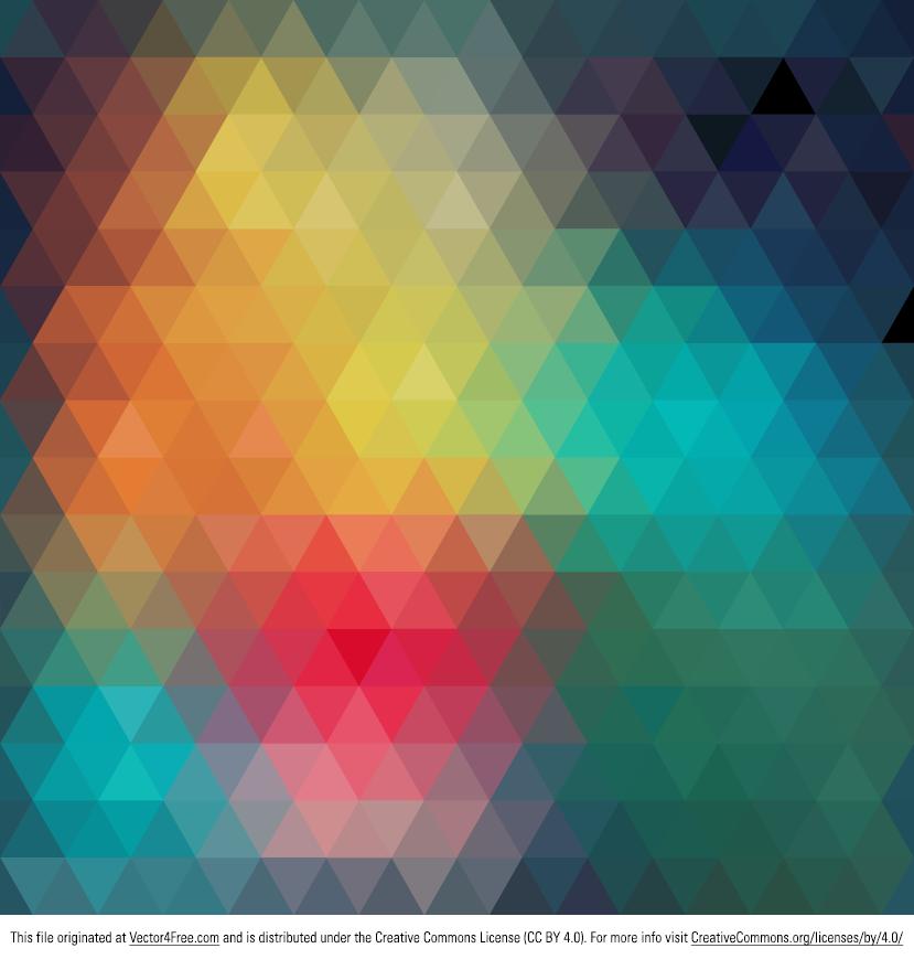 Inspiration 10 Polygonal Vector Packs totaling 90 files 829x869