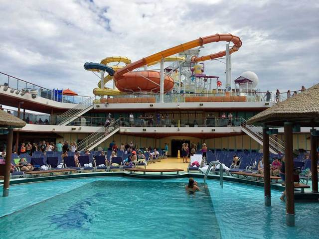 Carnival Magic Cruise Ship image pic hd wallpaper 640x480