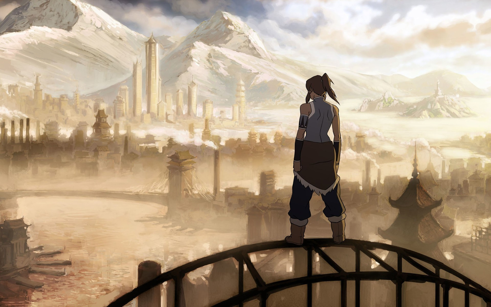 Avatar The Legend Of Korra Wallpapers and Background Images 1920x1200