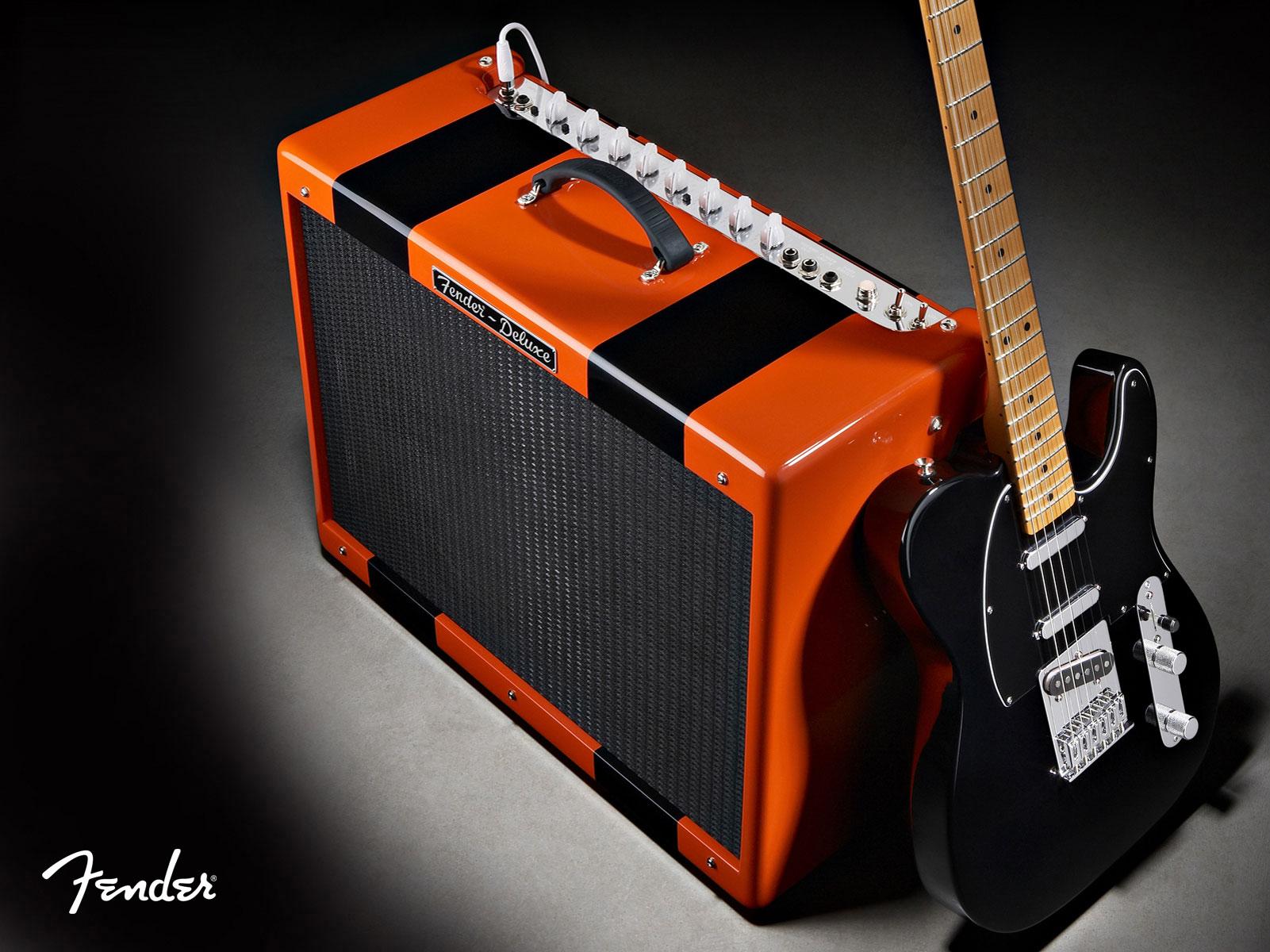 Fender Telecaster wallpaper by cmdry72 1601x1200