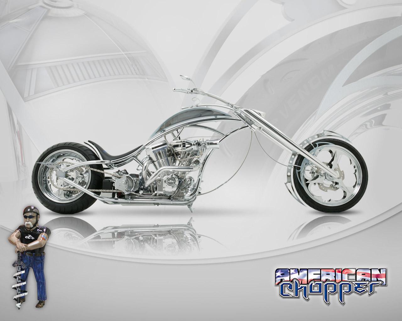 American chopper   Orange County Choppers Wallpaper 124421 1280x1024