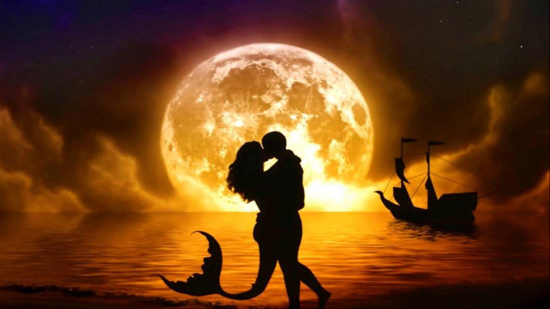 75 Lovers Kiss Wallpaper On Wallpapersafari