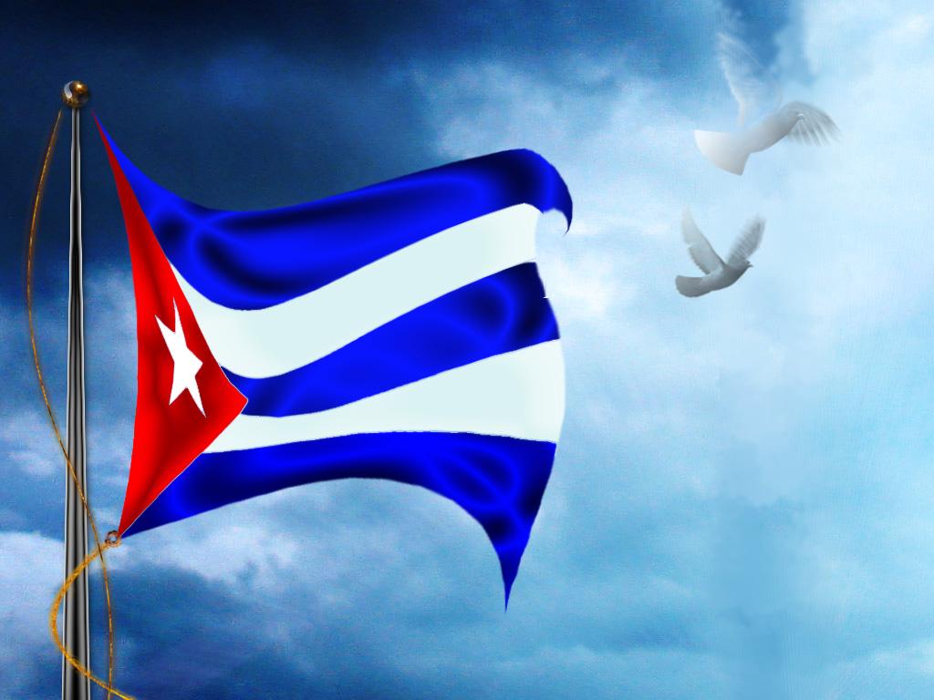 Cuban Flag by killdark 1024x768