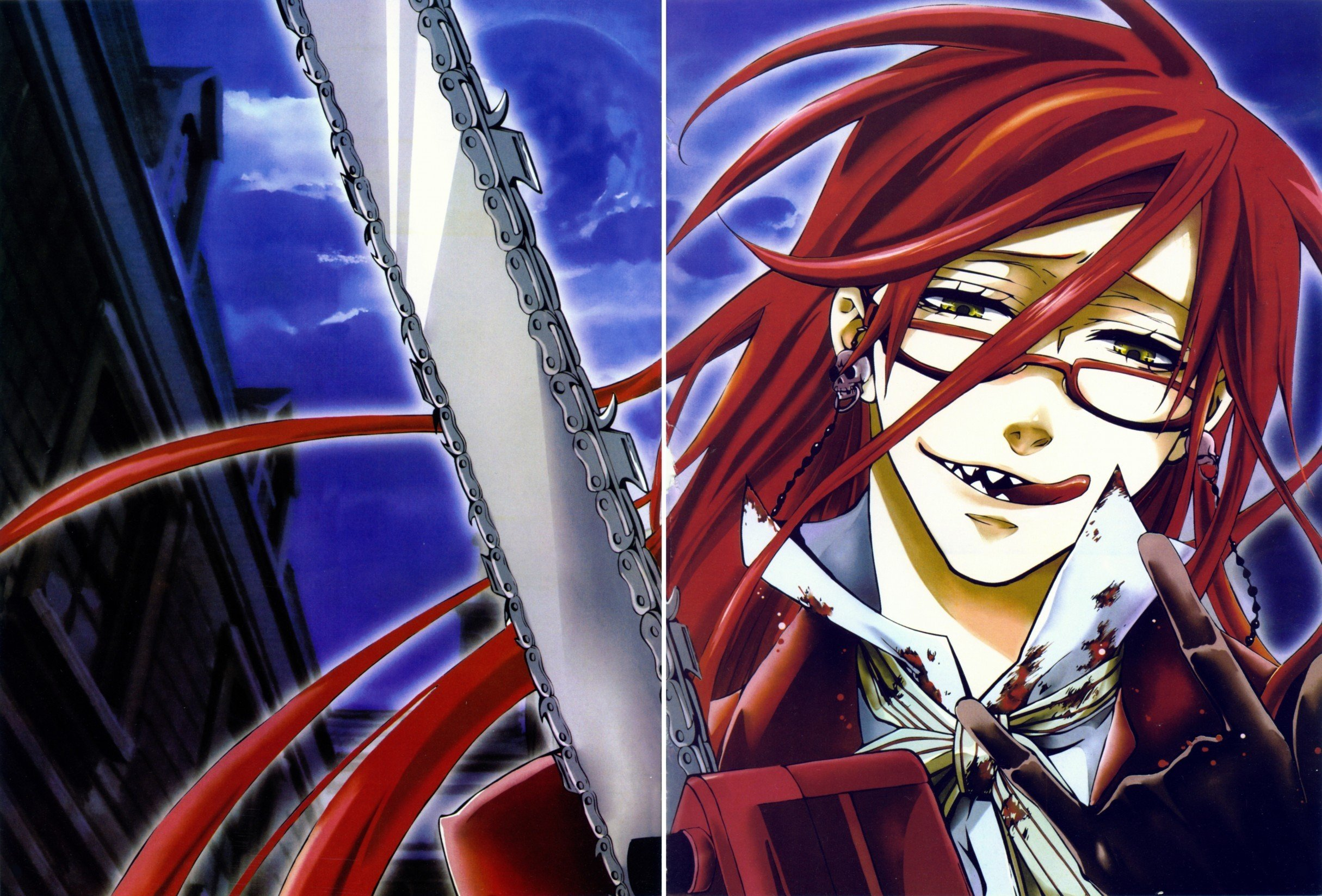 Grell Sutcliffe images Grell HD wallpaper and background 2430x1647