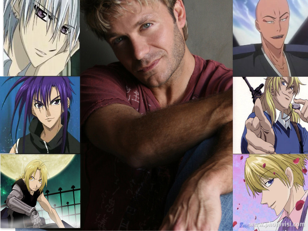 Vic Mignogna images vic HD wallpaper and background photos 15939005 1024x768