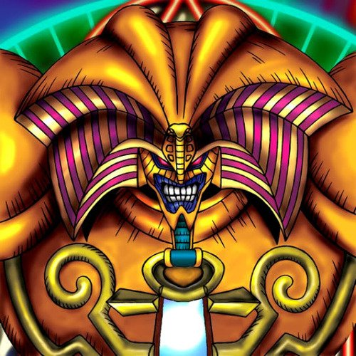 Heart of the Cards   Exodia the Forbidden One 500x500